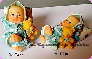 BABIES - Bébé miniature JERRY