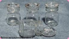 BOCAUX VIDES - BOCAL miniature VIDE, vendu à l' Unité - D1239