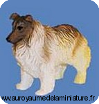 ANIMAUX - BERGER ALLEMAND miniature
