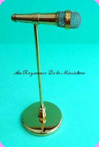 MUSIQUE - MICRO miniature -  9567