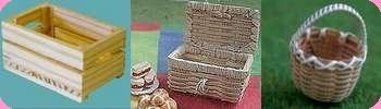 FRUITS / LEGUMES miniatures En Vrac ou en Cagettes