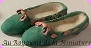 CHAUSSURES miniatures