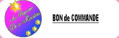 BON DE COMMANDE réservé à ......