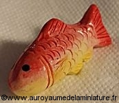 POISSONNERIE - POISSON miniature - D82039