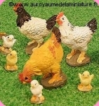 FERME miniature 