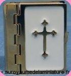 BUREAU - BIBLE miniature, Qualité PRESTIGE