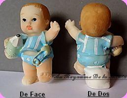BABIES - Bébé miniature TOMMY
