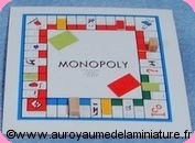 JEUX / JOUETS - MONOPOLY miniature