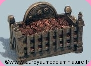CHEMINEE - INSERT miniature