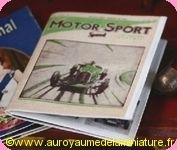 BUREAU - HJ22  MAGAZINE miniature MOTOR SPORT