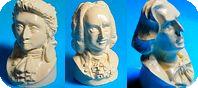 MUSIQUE LUXE - LUTRIN miniature / PUPITRES à MUSIQUE