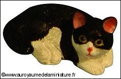 CHAT miniature DEBOUT