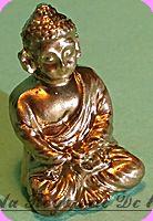 DECO - BOUDDHA miniature, Coloris Doré