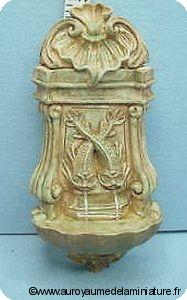 Plat de BROCHETTES miniatures,  Réf. FD40